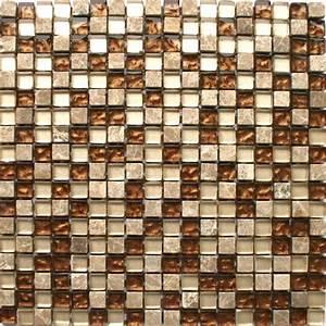 Mosaik Fliesen Beige : glas marmor naturstein mosaik beige gold g129 m ~ Michelbontemps.com Haus und Dekorationen