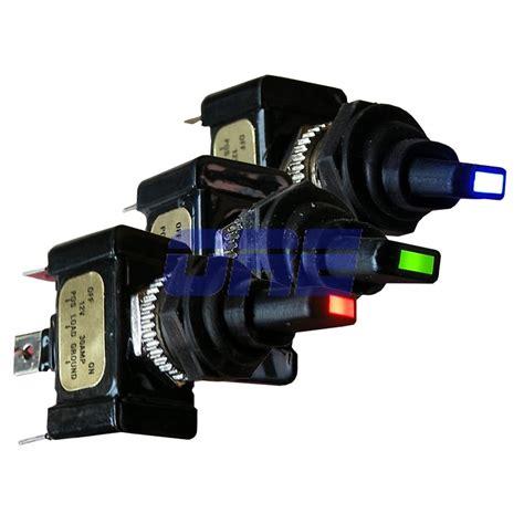 kippschalter 12v wasserdicht schalter wasserdicht on kontrolleuchte steckkontakt