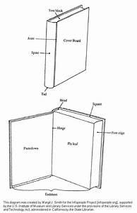 Parts Of A Book  Book Anatomy  Understanding Book Terminology  U0026 Sellers Descriptions   Scheduled