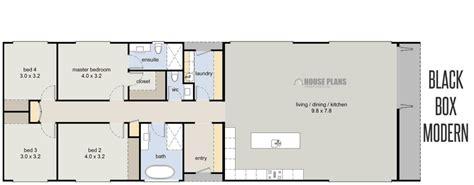 Grundriss Rechteckiges Haus by Rectangular House Plans Modern Unique 30x50 Rectangle