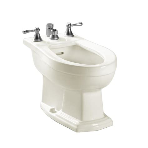 home bidet toto clayton elongated bidet for vertical spray in sedona