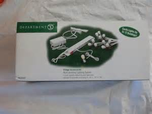 department 56 lighting system accessories multi building for sale collectibles everywhere