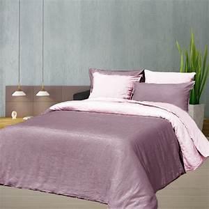 Linge De Lit En Lin : linge de lit en m tis coton et lin la compagnie du blanc ~ Melissatoandfro.com Idées de Décoration