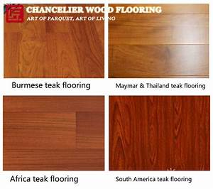 What is teak flooring pros and cons professional teak for Types of wood floors pros and cons