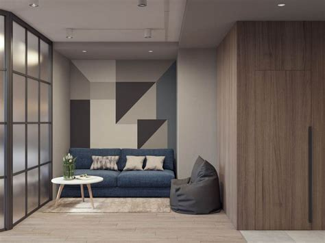 Small Stylish Four Homes 50 Square Meters by 359 Best Painting Walls Images On Apartments