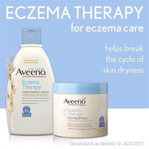 Amazon.com: Aveeno Baby Eczema Therapy Moisturizing Cream
