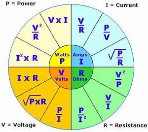 Ampere Berechnen : watts amps and volts and how to understand electricity owlcation ~ Themetempest.com Abrechnung