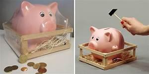 Faire Une Tirelire : tirelire casser quel mod le acheter cadeau maestro ~ Nature-et-papiers.com Idées de Décoration
