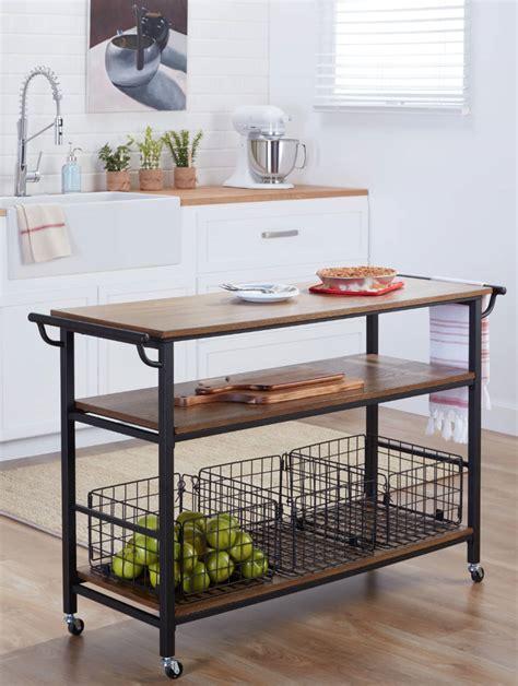 daanis ikea kitchen island bench on wheels