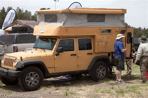 There Were Some Badass Vehicles At The 2015 Overland Expo