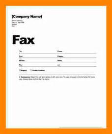 fax cover sheet template chic ideas fax cover sheet for