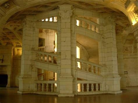 l escalier du chateau de chambord le ch 226 teau de chambord ch 226 teaux de la loire fran 231 ois 1er