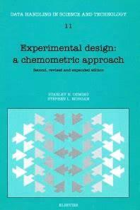 Experimental Design: A Chemometric Approach, Volume 11 ...