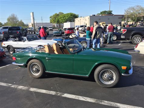 Review Tampa Bay British Car Club Tour Classic
