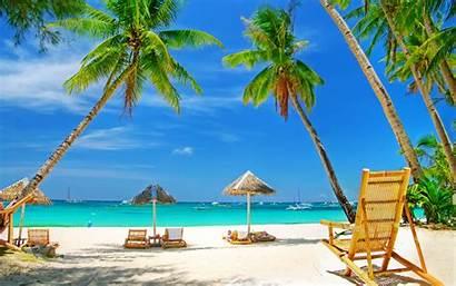 Beach Thailand Relax Chang Koh Wallpapers Desktop