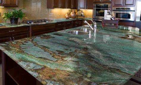 Blue Granite Countertops For Interior Kitchen ? Saura V