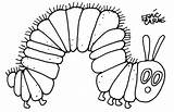 Caterpillar Coloring Pages Hungry Very Printable Colouring Butterfly Sheets Sheet Printables Getcoloringpages Activities sketch template