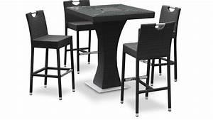 Chaise Mange Debout : table et chaise haute pour cuisine ~ Teatrodelosmanantiales.com Idées de Décoration