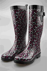 China Women U2032s Fashion Rain Boots  Bm-0102