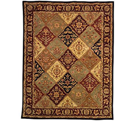 royal palace rugs royal palace kirman 7x9 multicolored 80l handmade wool rug