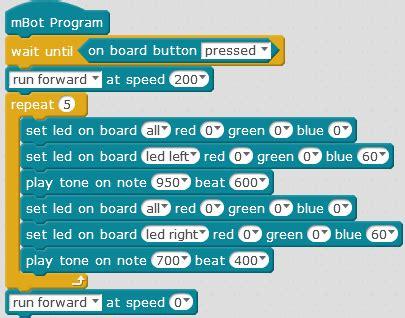 simulate  ambulance mblock  powerful coding tool
