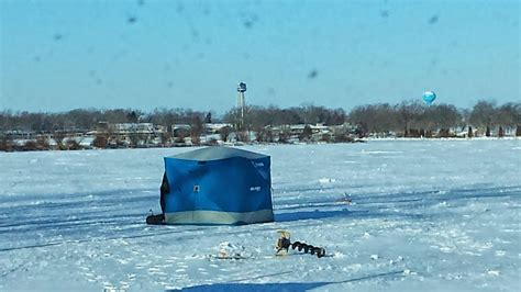 Lake Delavan Boat Launch by Delavan Lake Property January 2015