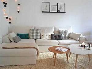 Petit Salon Cosy : un salon cosy avec canap d 39 angle decor pinterest canap angle salons cosy and deco petit ~ Melissatoandfro.com Idées de Décoration