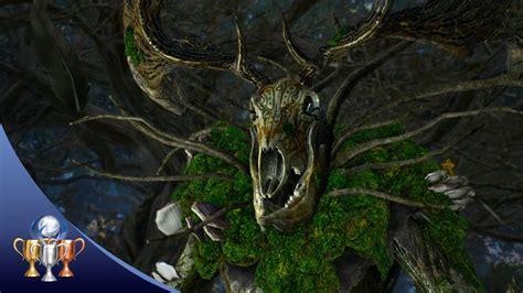 witcher  woodland spirit missable trophy