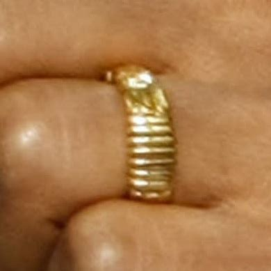 obama s ring there is no god but allah