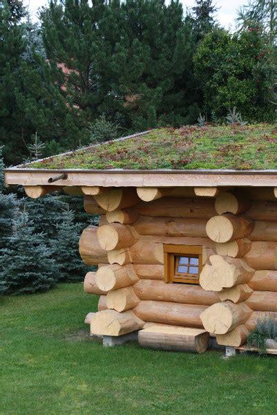 Wochenendhaus Aus Naturstamm Weekender  Mehrer Blockhaus