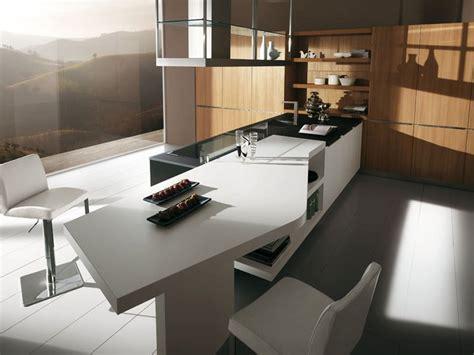 cuisine contemporaine italienne cuisine en polymere 9 photo de cuisine moderne design