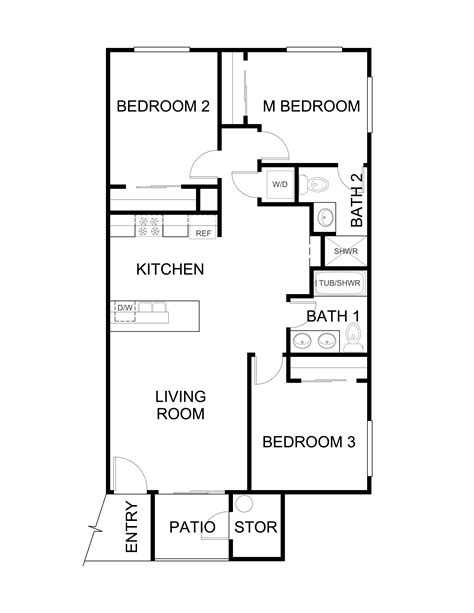 2 Bedroom Apartments Chico Ca by For Rent In 935 W 4th Avenue Chico Ca 95926 3 Beds
