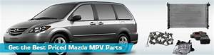2001 Mazda Mpv Coolant Hose