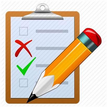 Icon Checklist Document Check Test Task Correct