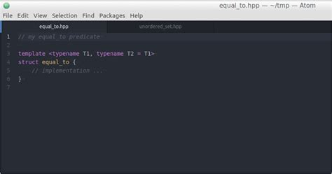 cpp template github octomarat atom cpp template foldings atom plugin for folding c template definitions