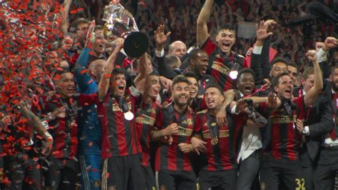 Atlanta United MLS Cup