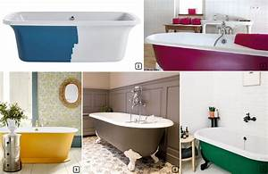 Repeindre Une Baignoire émaillée : etapes diy pour repeindre une baignoire bnbstaging le blog ~ Premium-room.com Idées de Décoration