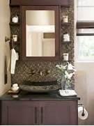 Bathroom Transformations Trends Stylish Vessel Sinks Granite Remodelaholic Complete Bathroom Remodel With Marble Subway Tile Traditional Half Bath Remodel Crown Molding Tile Floor Medicine Half Bathroom Remodel Inspiration For Moms