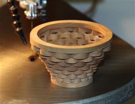 scrollsaw workshop nice scrolled bowl  pattern
