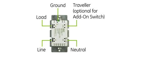 GE Z-Wave Plus Dimmer Wall Toggle Smart Switch (Gen5)