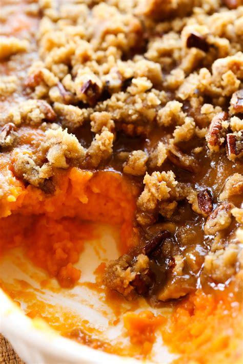 casserole dish recipes sweet potato casserole thanksgiving side dish chef in training