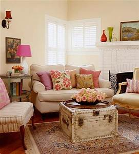 Key interiors by shinay country living room design ideas for Country decor living room