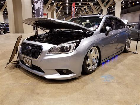 modified subaru legacy 2015 2015 subaru legacy 3 6r car show enthusiast
