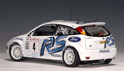 Autoart Ford Focus Rs 2003 1/18