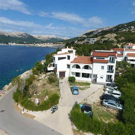 Appartamenti Croazia Economici by Appartamenti E Alloggi Privati Economici Krk Ba紂ka Croazia