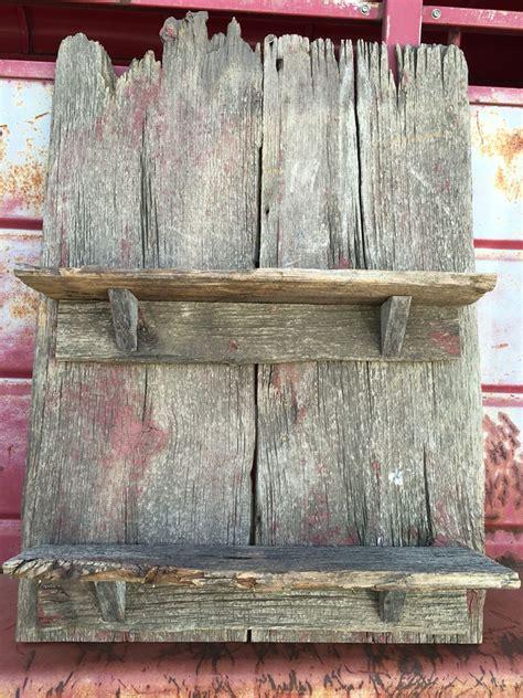 recycle barnwood shelves  katie barn wood frames