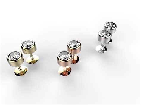 boucle d oreille pas cher boucles d oreille diamant pas cher bijoux 224 la mode