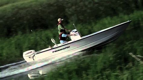 Triumph Boats Youtube by Triumph 170 Cc Classic Boats Iboats Youtube
