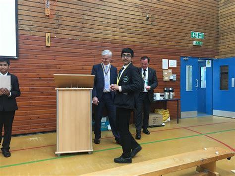 interact  ceremony  carlton bolling college