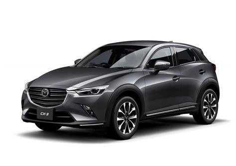 Mazda Car : Mazda Cx-3 (2018) Specs & Price